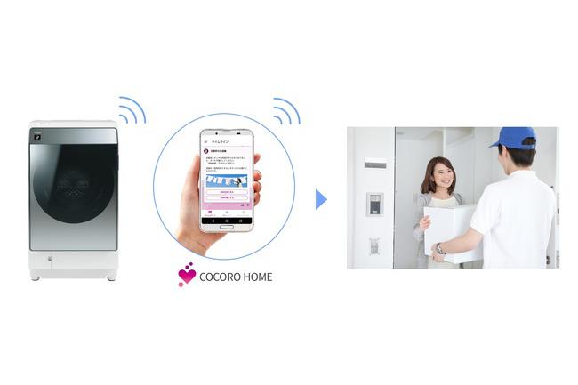 アプリ「COCORO HOME」が洗剤/柔軟剤購入サービスに対応
