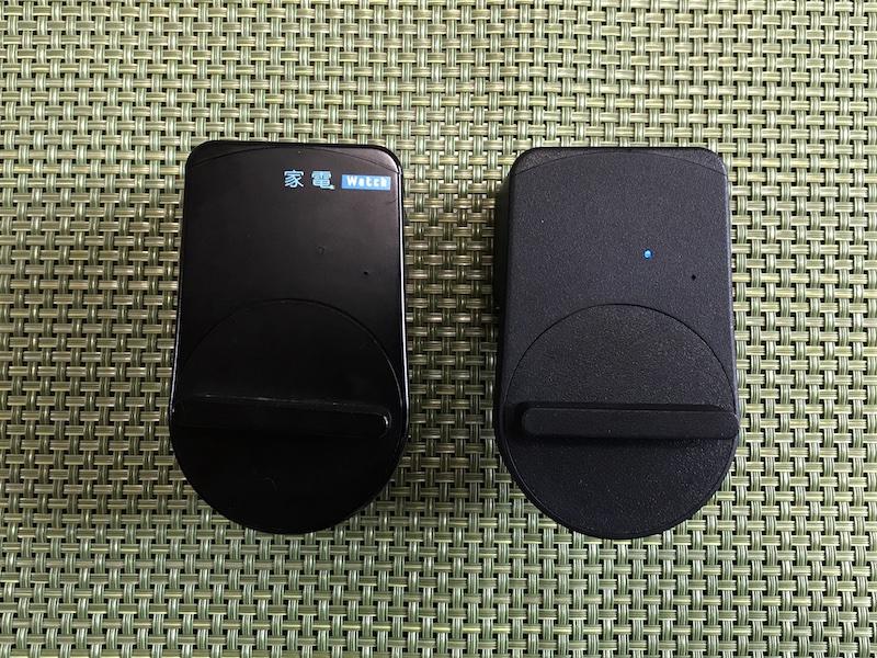SESAME mini(写真左)とSESAME 3(写真右)。大きさはほとんど同じ