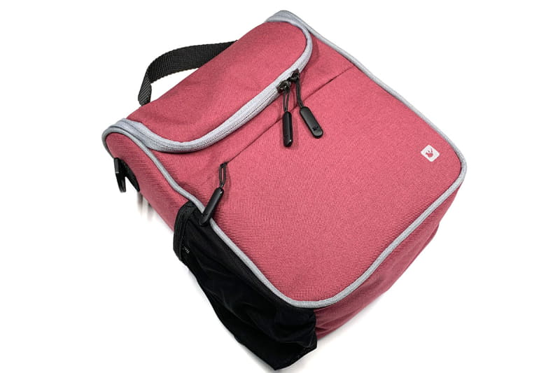 このバッグはKLICKfix対応