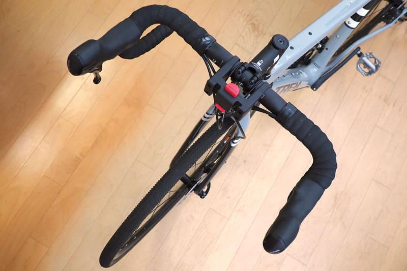 こちらは別の自転車