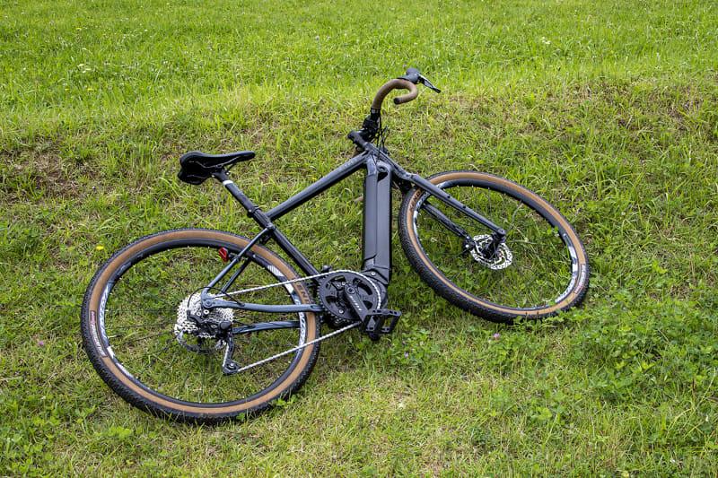 短い時間の試乗でもかなりの違いを感じた新型ROADREX i 6180。これはいいe-bikeだと思う