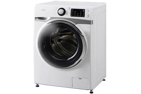 ドラム式洗濯機「HD71-W/S」