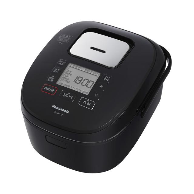 IHジャー炊飯器「SR-HBA1」