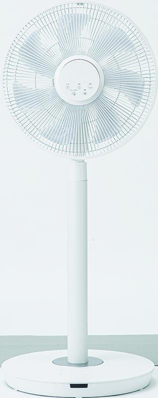 立ったまま操作できる DCハイリビング扇風機 FSF-U_NI