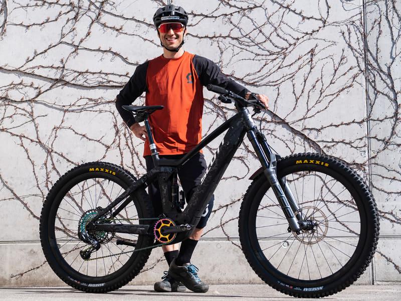 東京2020オリンピック競技大会 自転車競技(マウンテンバイク)で金メダル候補のニノ・シューター選手