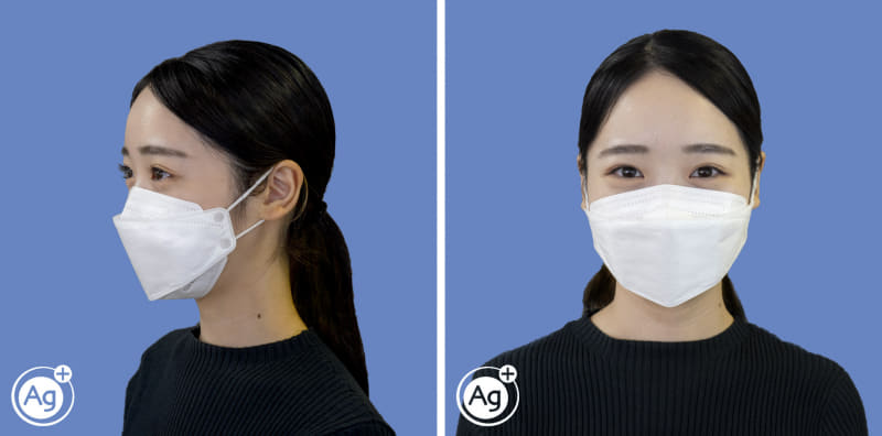 マスク着用時