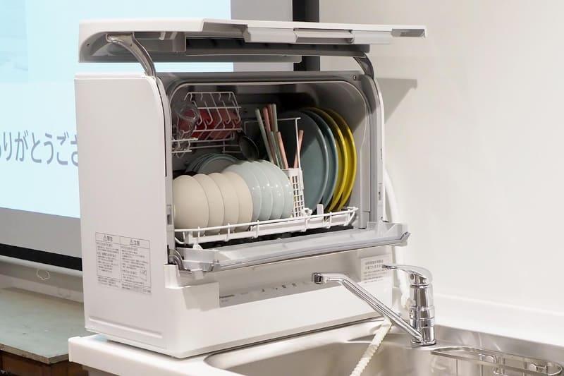スリム食洗機 NP-TSK1(ホワイト)