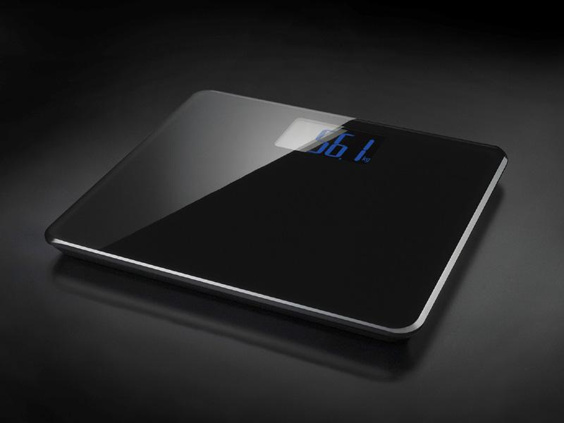 ブラックカラーのガラスを採用し、シックで重厚なデザインとした「HD-366」