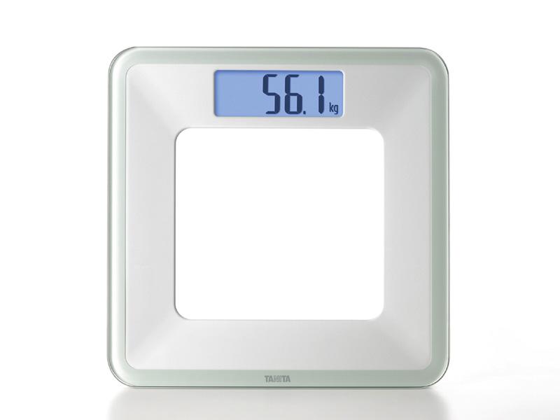 シンプルで清潔感のあるデザインの「HD-376」。同社では「生活のワンシーンを切り取ったフレーム」をイメージしているという