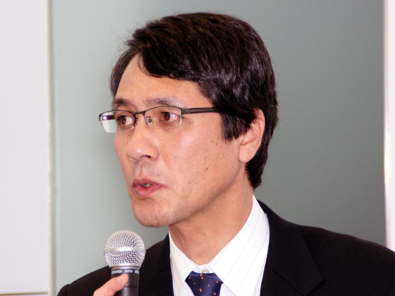 三洋電機 研究開発部 アドバンスエナジー研究所 所長 伊藤 靖彦史