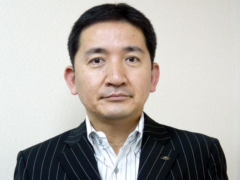 シャープ健康・環境システム事業本部空調システム事業部副事業部長兼商品企画部長の鈴木隆氏