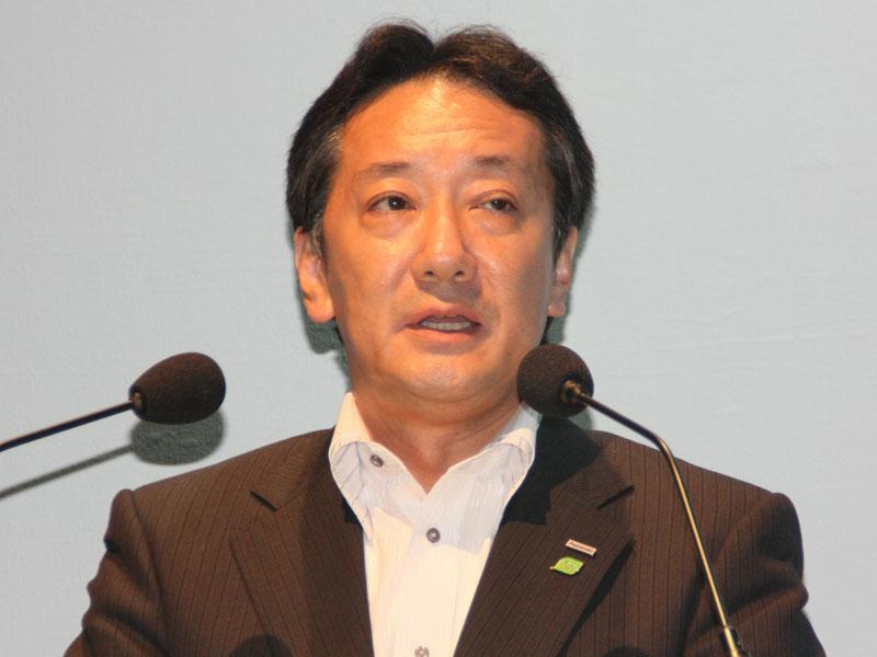 パナソニック アプライアンス・ウェルネス マーケティング本部長 石井純氏