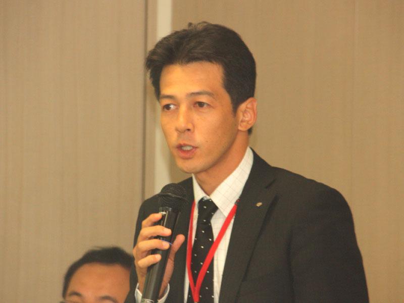 アイリスオーヤマ ホームエレクトロニクス事業部 事業部長 安陪弘之氏