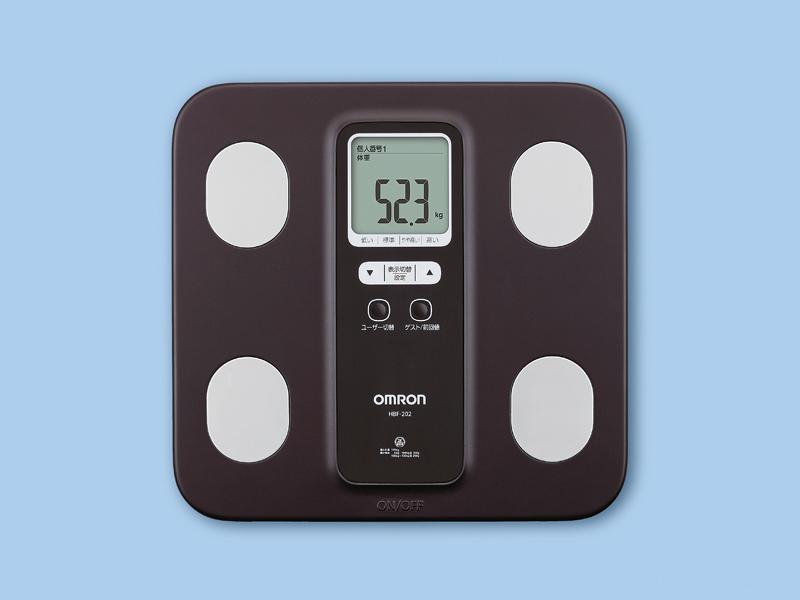 オムロン体重体組成計 HBF-202