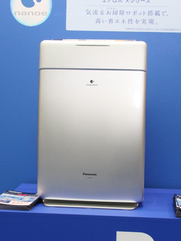 空気清浄機の「F-VXE65」は発売中