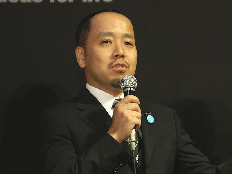 HA先行開発グループ グローバル企画チーム 主任意匠技師 三浦斉氏