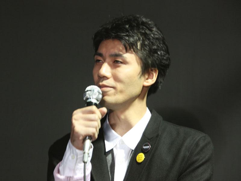 コミュニケーショングループ クリエイティブチーム 主事 鈴木拓也氏