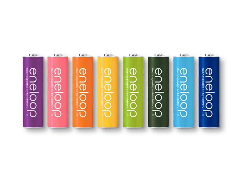 eneloop tonesの電池のパターン
