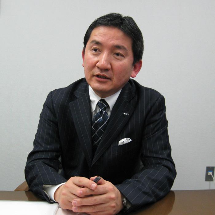 シャープ 健康・環境システム事業本部空調システム事業部 副事業部長兼国内商品企画部長の鈴木隆氏