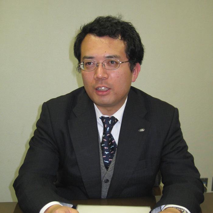 シャープ 健康・環境システム事業本部 デバイス開発部チーフの西川和男氏