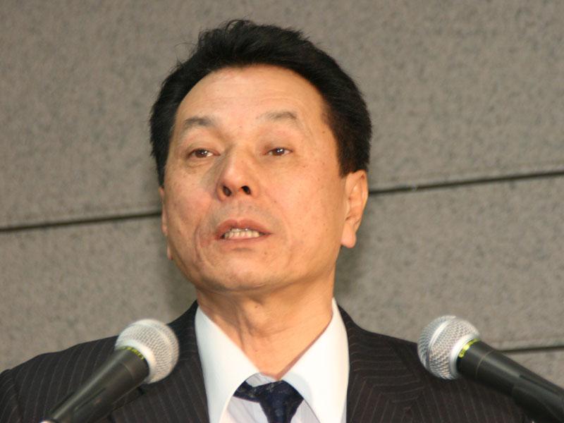三洋電機コンシューマーエレクトロニクス 取締役副社長 家電事業部事業部長 和田隆弘氏