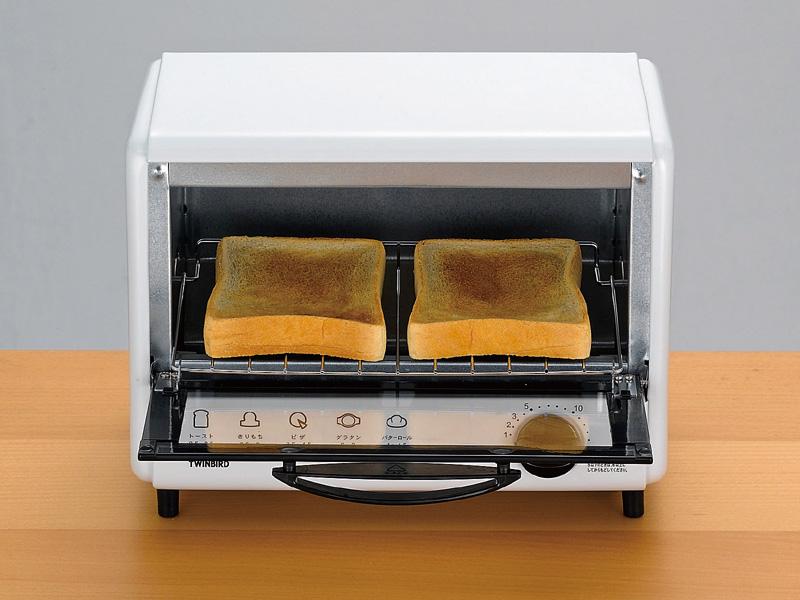 食パンは2枚投入できる