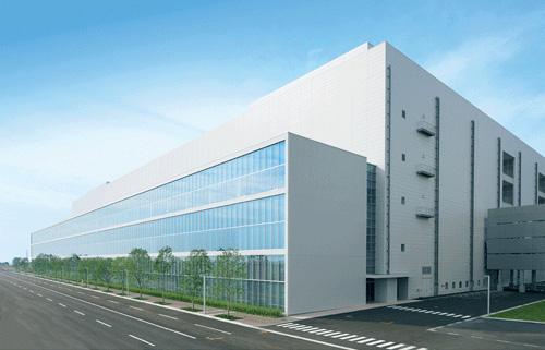「グリーンフロント 堺」に誕生した、太陽電池工場