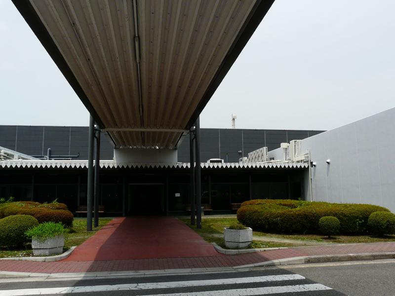 1970年から稼動している第1工場