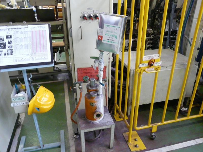熱交換器のロウ付けに使用される材料