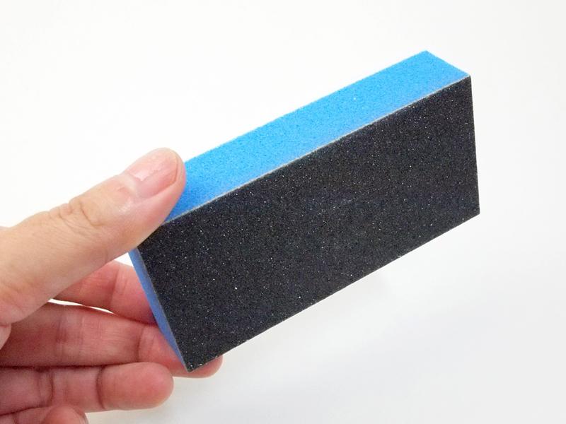 「まな板削り」のサンドペーパー面