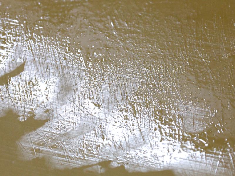 削る前のまな板の様子