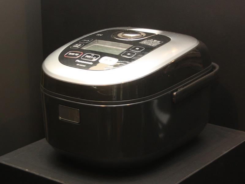 IH式炊飯器「SR-HA103-CK」