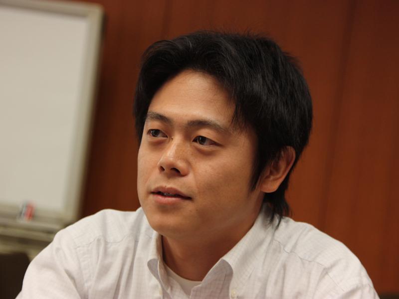 ビートウォッシュに搭載したいと思うアイディアは次々と生まれてくると語る松本氏