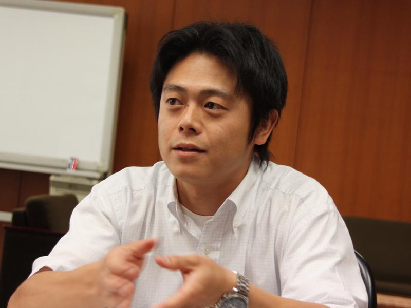 家電第一設計部 技師 松本幸司氏