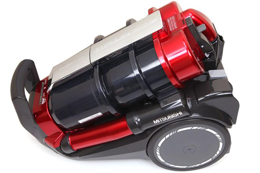 三菱電機サイクロン式掃除機「風神 TC-ZK20S-R」