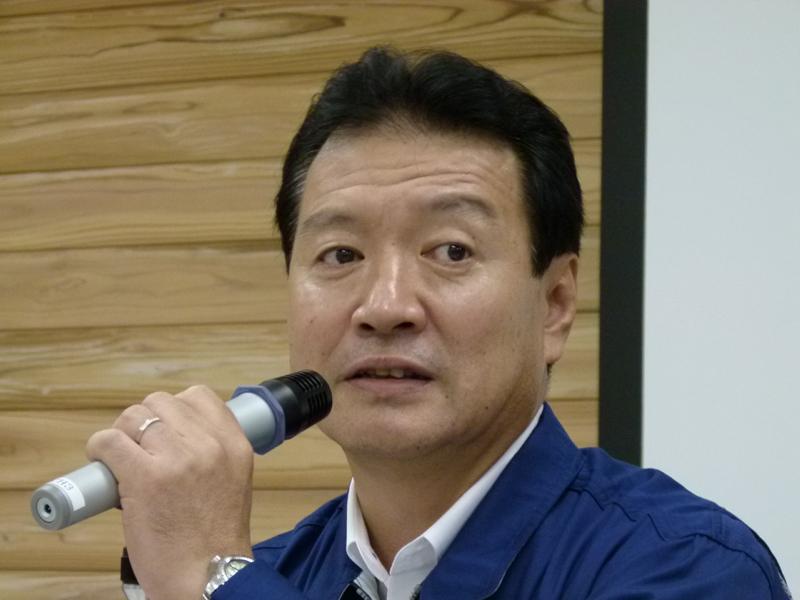 パナソニックエコテクノロジーセンターの冨田和之社長