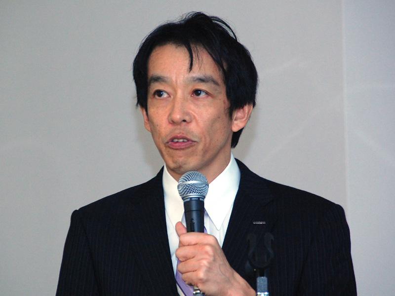 オムロンヘルスケア 宮田喜一郎 代表取締役社長