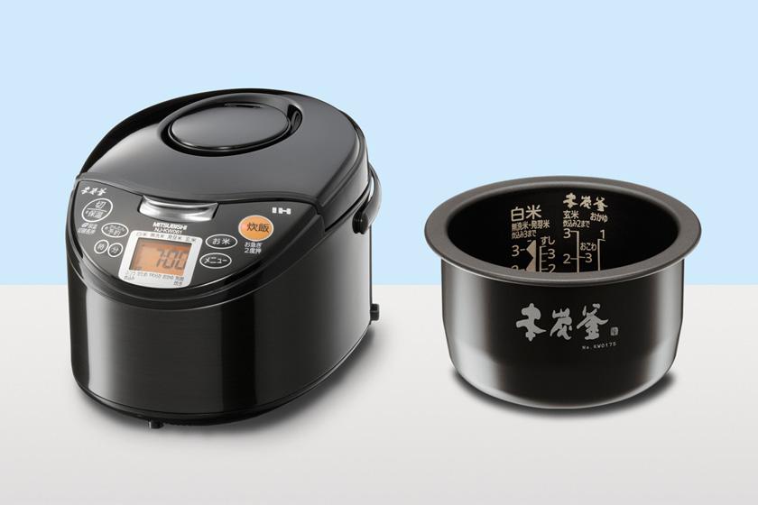 IHジャー炊飯器 本炭釜 NJ-KW061