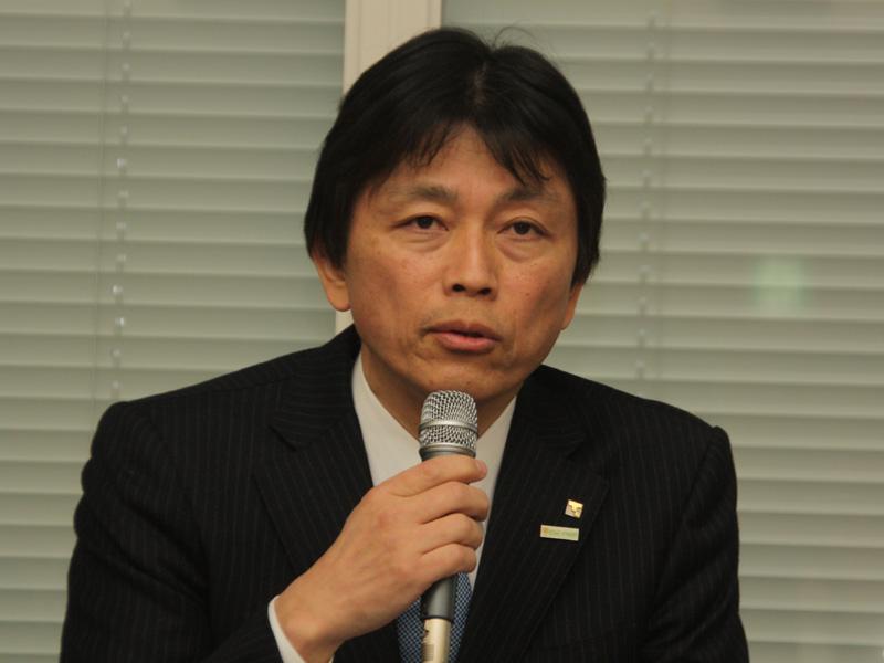 東京ガス 執行役員 燃料電池事業推進部 小林裕昭部長