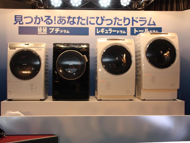 今回発売した2モデルに従来の「NA-VX7000」を加え、ラインナップを拡充していくという