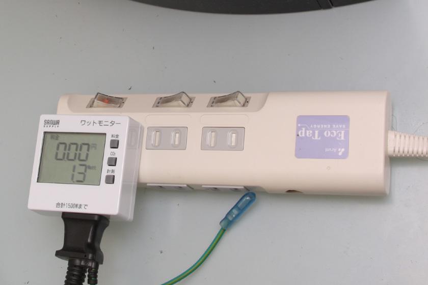 いちいちプラグを抜くよりも、スイッチで電源のON/OFFを切り替えるタップを使った方が便利だ
