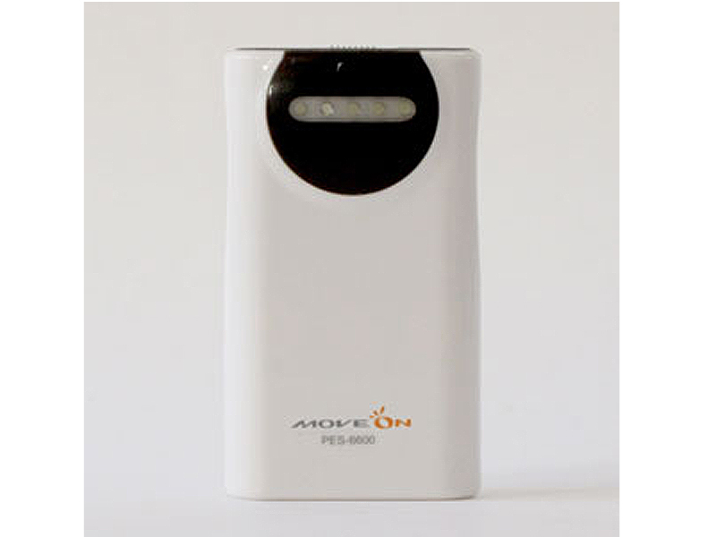 ムーブオン「モバイルバッテリー PES-6600」