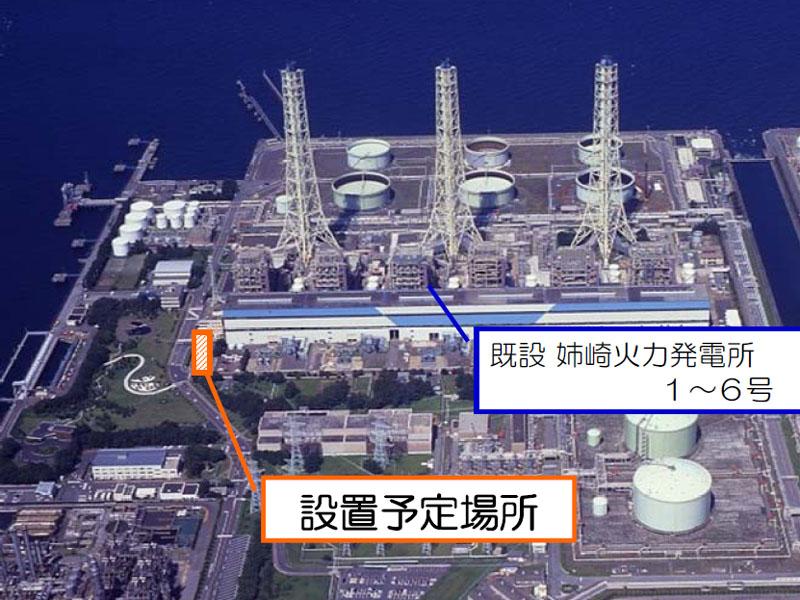 姉崎火力発電所