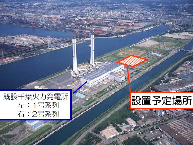 千葉火力発電所