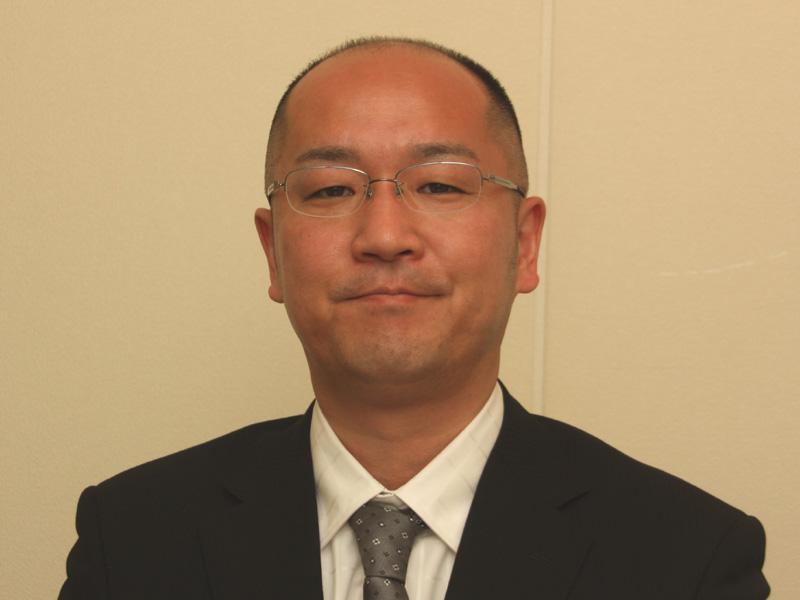 三菱電機ホーム機器 家電製品技術部 任田保満次長