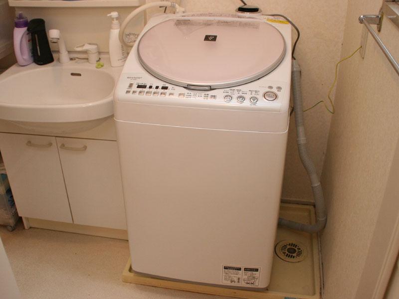シャープ「プラズマクラスター洗濯機 ES-TX800」