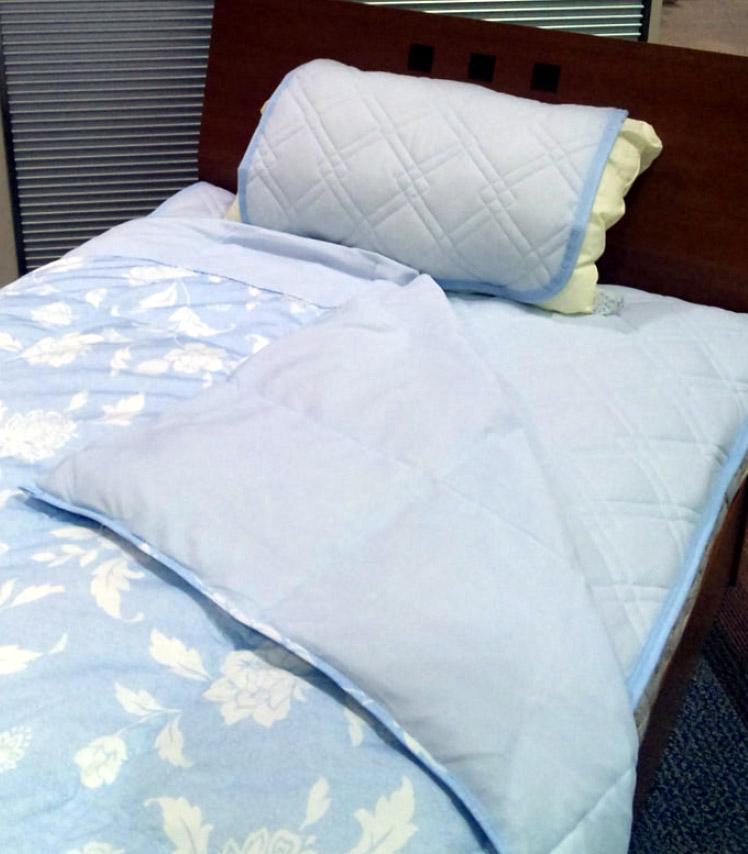 寝具製品例