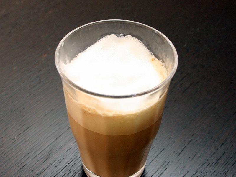 妹が飲んで「某コーヒーショップを超えた!」と感激していたカフェラテ