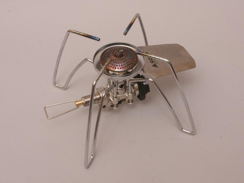 新富士バーナー「レギュレーターストーブ ST-310」