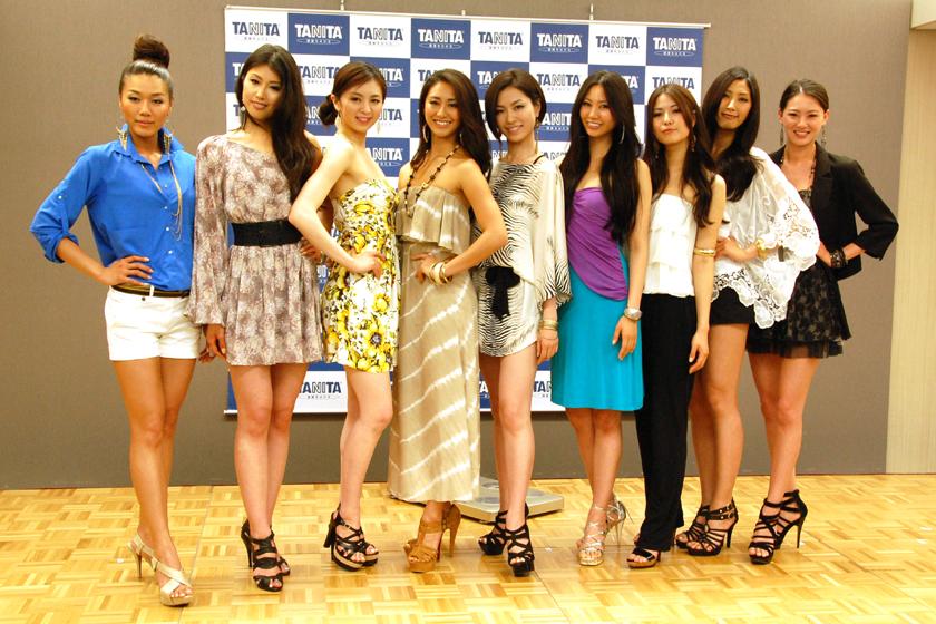 ミスユニバース世界大会日本代表のファイナリストのうち9名が登場
